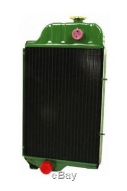 219589 AL25255 Radiator For John Deere Tractor 1520 2020 2030 2440