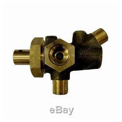 3 Way Fuel Valve fits John Deere Models Listed Below AB2805R