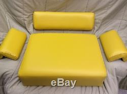 4 pc seat armrest For John DeereTractor A B D 50 70 720 730 820 830 FLOAT RIDE