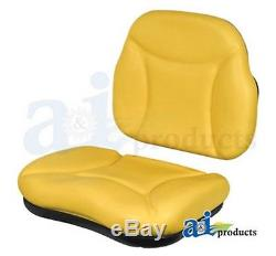 5000SCKIT Kit Seat Cushion Yellow (for RE62227 Seat) John Deere 5200 5300 5400
