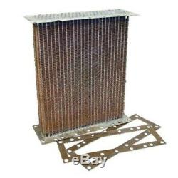 AB4666R Radiator Core with Gaskets Made To Fit John Deere Tractor 50 520 530