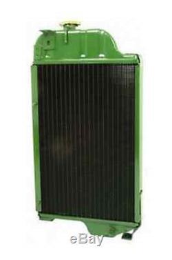 AR65715 New Radiator made to fit John Deere 300B 301A 302 302A 400 401 401B ++