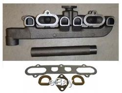 AT13134 AT21369 Manifold Gas Exhaust with Gaskets for John Deere JD 1010