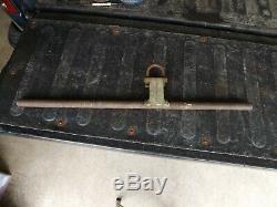 Antique JOHN DEERE tractor part, John Deere G light bar