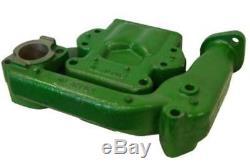B3212R B3211R JD John Deere 50 Intake & Exhaust Manifold Gas 004