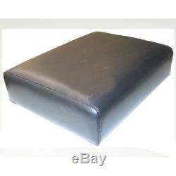 Black Bottom Seat Cushion for John Deere A B D G R 50 60 70