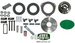 Complete Clutch kit John Deere 620 630 Tractor Clutch Drive Disc Rebuild kit