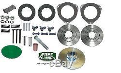 Complete Clutch kit John Deere 70 720 730 Tractor Clutch Drive Disc Rebuild kit