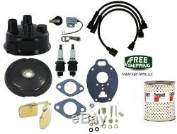 Complete Tune up kit for John Deere 320 330 40 420 430 M MT Tractor