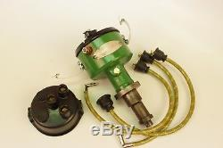 Delco Distributor Ignition with Wires John Deere M MT MC 40 40T 420 430 Tractor JD