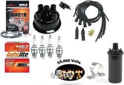 Electronic Ignition Kit & Hot Coil John Deere 1010, 2010, 2020, 2030, 2510, 2520
