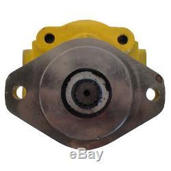 Hydraulic Pump on John Deere Loader Backhoe 310E 310SE 310K 310G 310J 710D 310SG