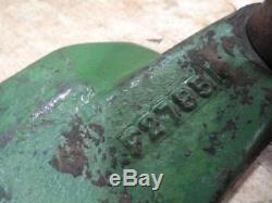 John Deere 3pt Original Sway blocks bolts and spacers 520 530 620 630 720 730