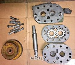 John Deere 820 830 Power Steering Pump R2580r F2313r With Pulley Ar1238r