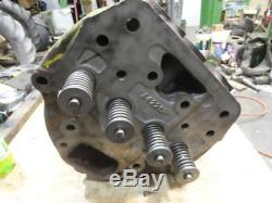 John Deere A Cylinder Head A4226R rebuilt ready to bolt on and go