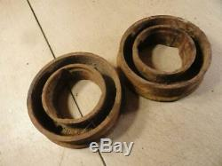 John Deere A and G Front Wheel Rim Spacers A2275R