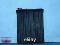 John Deere B Late 1947 to 1952 original radiator shutter