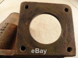 John Deere B Radiator / Muffler Support Elbow Bracket B1805R