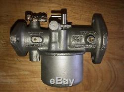 John Deere Carb Model H Marvel Schebler Dltx Carburetor Very Nice Low Hour Carb