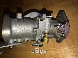 John Deere Carb Model H Marvel Schebler Dltx Carburetor Very Nice Low Hour Carb