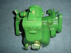 John Deere DLTX 24 Carburetor
