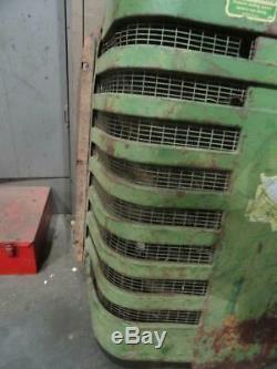 John Deere G Front Grille Screens AF631R, AF632R