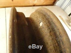 John Deere JD1274R 70 720 G Front Wheel Rim
