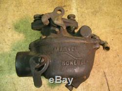 John Deere L Tractor Marvel Schebler TSX13 Carburetor Hercules Engine