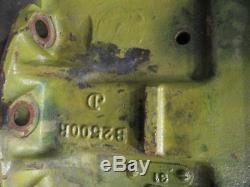John Deere Late B Cylinder block B2500R