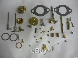 John Deere Model B DLTX 34 Comprehensive Carburetor Kit with FLOAT