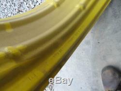 John Deere NOS NEW Rear Tractor Rims 10-38, 12.4-38 A4819R 50 60 520 530 620