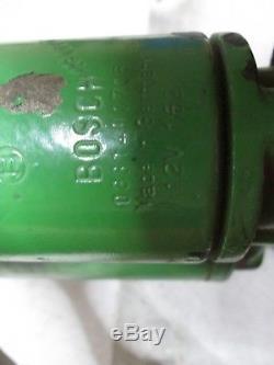 John Deere Oem Bosch 0 001 362 316 12v Starter Motor Used Free Shipping