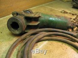 John Deere Air Compressor Ebay >> John Deere Pto Tire Pump Air Compressor A B D G H 50 60 70 520 530