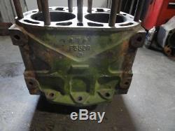 John Deere Styled G Cylinder Block. 045 bore F550R