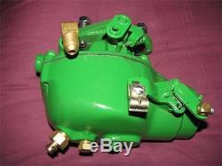 John Deere Tractor Carburetor M Mt 320 Marvel Schebler Tsx Carb 10% Ethanol Safe