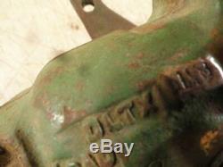 John Deere Unstyled A DLTX 18 Carburetor Body