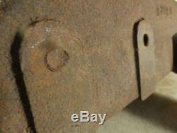 John Deere Unstyled B Radiator Top Tank B394R