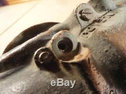 John Deere Unstyled D Brass DTLX 6 Carburetor Body