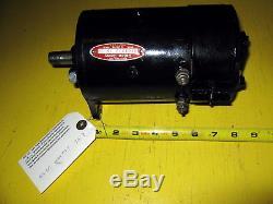 John Deere rebuilt generator 12V A G 50 60 70 tractor 1101777 B245 1 year warr