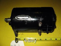 John Deere rebuilt generator 6V 2 cylinder tractor 1101390 B243 1 year warranty