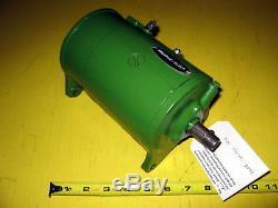 John Deere rebuilt generator 6V 2 cylinder tractor 1101390 B252 1 year warranty