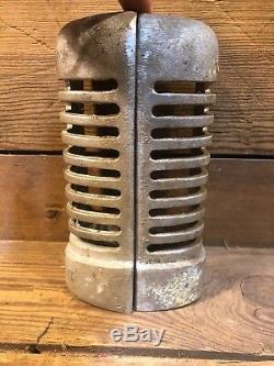 Left Vintage Pedal Tractor Grill Farmall M H Antique John Deere Ertl Eska Parts