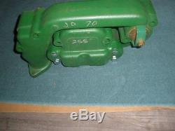Manifold to fit John Deere 70 Tractor