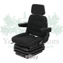 Massey Ferguson seat John Deere Case Ford Manitou Mechanical Suspension NEW