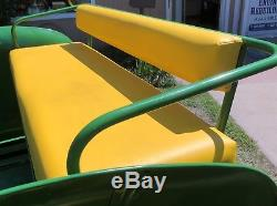 New Custom Built Tractor Parade / Buddy Rider Seat John Deere A G