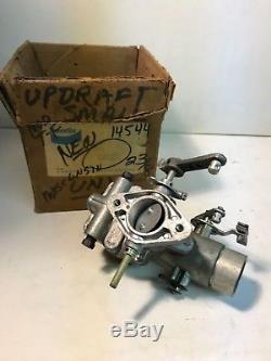 New Zenith Updraft Carburetor 14544 Allis Chalmers Case Ford John Deere