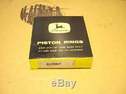 Nos Vintage John Deere L LI Piston Ring Kit Std Al2890t