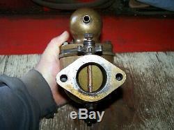 Old SCHEBLER D247 WATERLOO BOY Tractor Carburetor Hit Miss Steam Pre John Deere