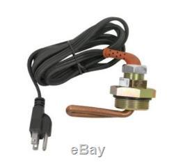 RE227949 Frost Plug Heater for John Deere Models 210C 250D 300D 310D 315D 444