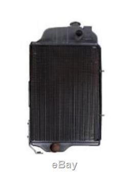 Radiator for John Deere 302 400 401 1520 1830 2020 2030 2120 2130 2440 2630 2640
